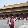 Our trip inside the Forbidden City -- this place is huge!