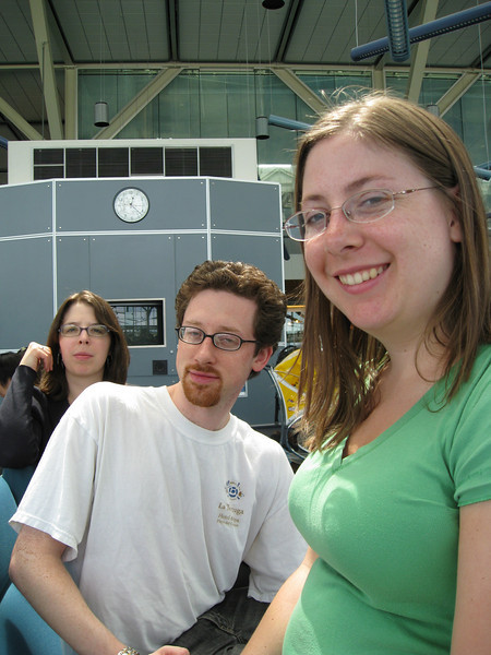 Still in Vancouver, with Paul and Sarah