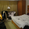 Our room in the North Garden Hotel, Beijing