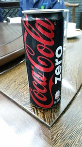 Finally - I got my Coke Zero fix in Hangzhou.