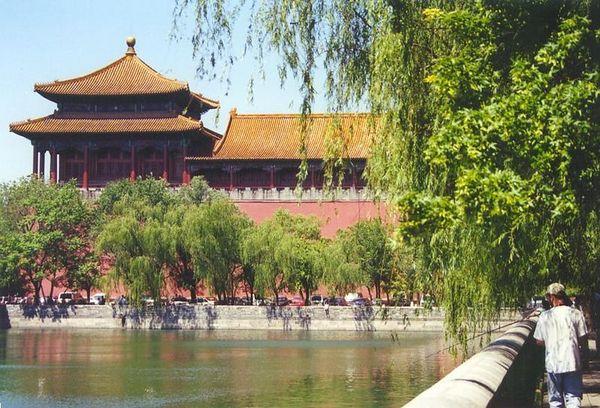 China Trip 2000