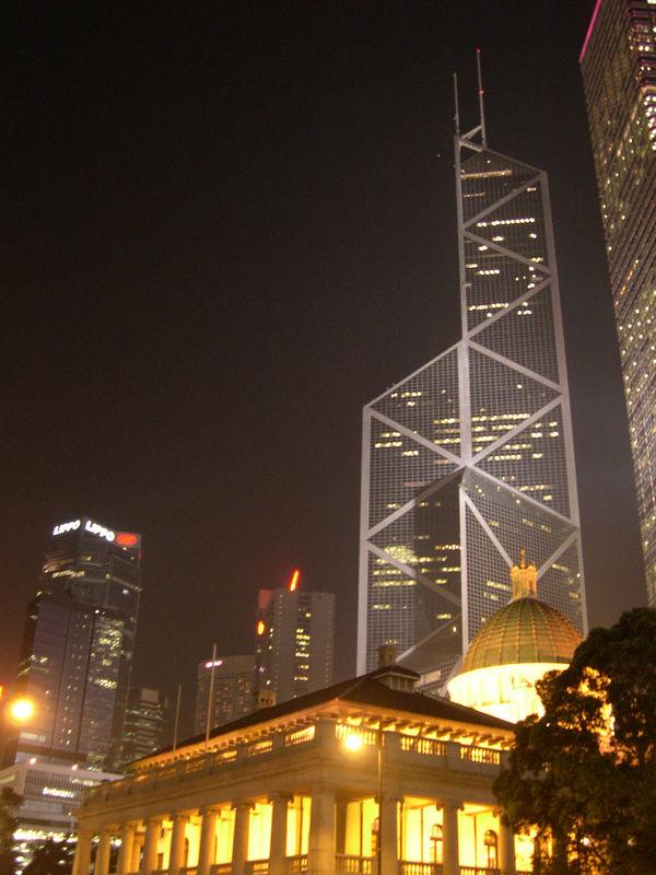 Hong Kong hi-rise