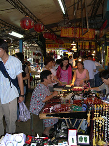 Taipei outdoor market