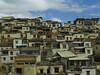 Housing outside Ganden Sumtseling Gompa Monastery.