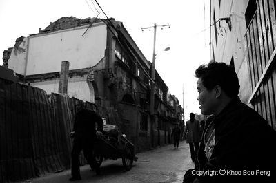 China (in black&white)