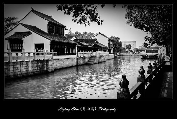 久远的记忆,那时的苏州寒山寺