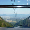 Northside cable car to Huangshan  mid level