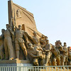These are guarding Mao's tomb