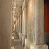 Inside one building, there are 190 stelae, each holding the name of 10,000 graduates