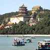 New Summer Palace on a large lake