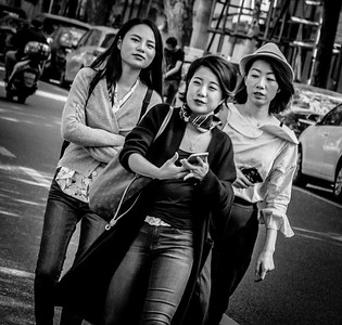 A B&W Chapter, Shanghai, April 2017
