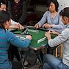 Mahjong in Tunxi