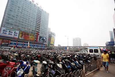 Hailong Techology Market in Zhongguancun
