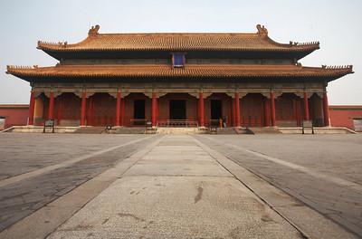 Beijing - Forbidden City 故宫