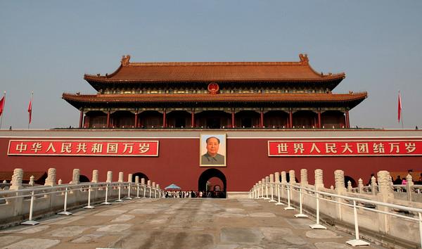 天安门城楼 Tiananmen Tower
