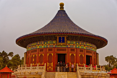 Imperial Vault of Heaven, Beijing