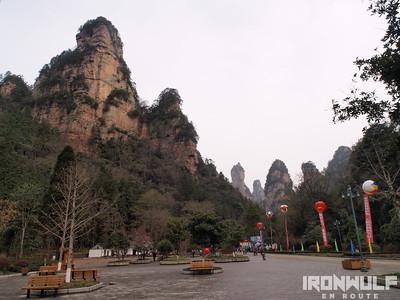 Wulingyuan, Zhangjiajie National Forest Park
