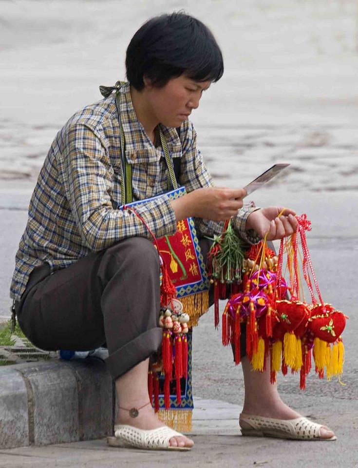 Guilin Vendor.