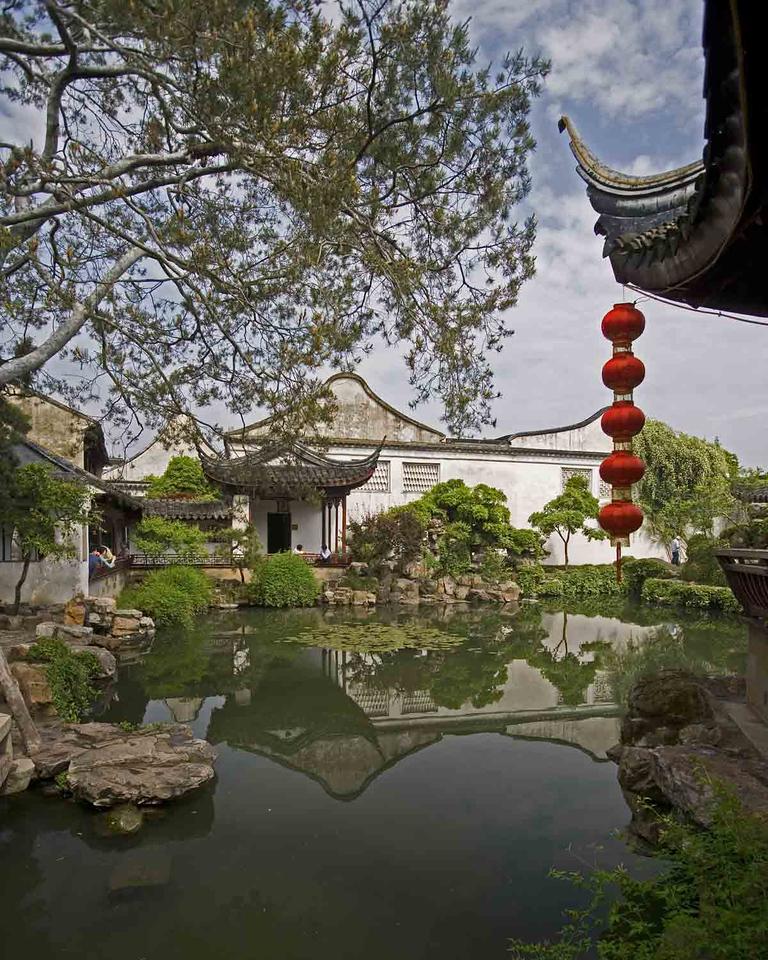 Suzhou-Wangshi Garden