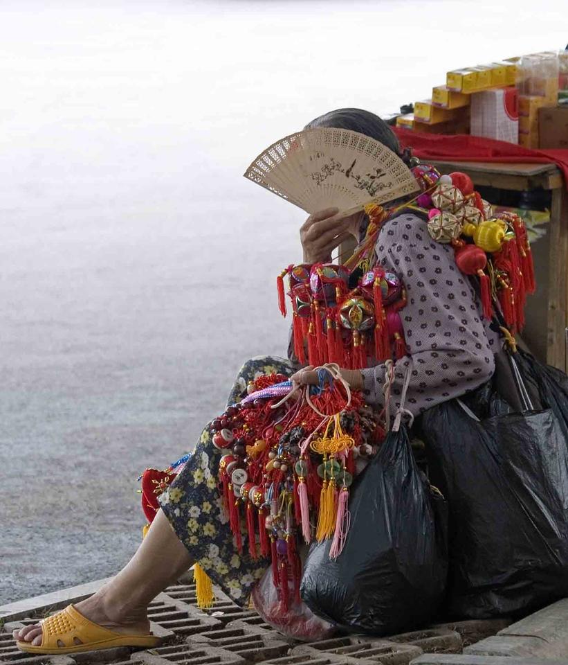 Guilin Street Vendor