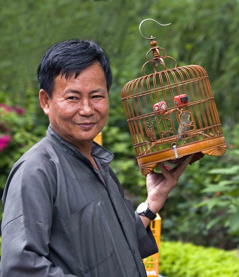 Hong Kong Bird Park.