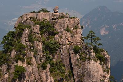 Huangshan mountain