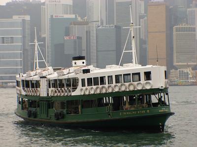 Hong Kong Island 2007