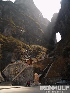 Tianmenshan, Zhangjiajie National Forest Park