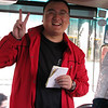 Our tour guide, Patrick
