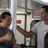 Grandmaster Doc-Fai Wong and Sifu John Wai