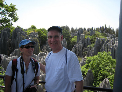 Kunming and The Stone Forest