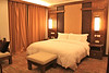 Bedroom at Crowne Plaza Lijiang