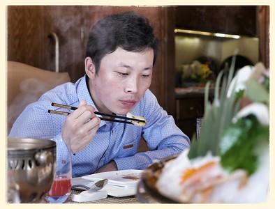 Lunch in Fuzhou - march 2015