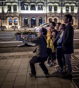 Night Scenes in Shanghai, April 2016