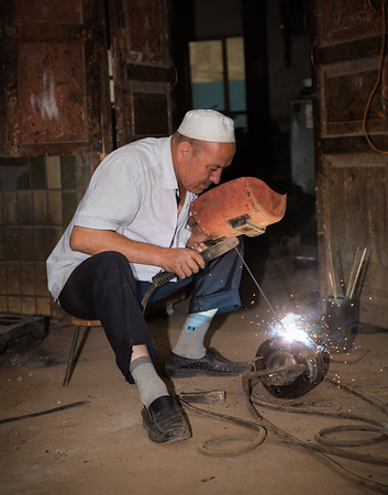 Hotan Arc Welder