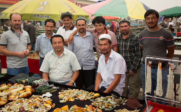 Hotan Jade Market