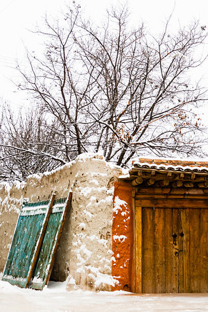 """""""Snow is uncommon,"""" says one monk. """"But it is a beautiful treasure."""""""