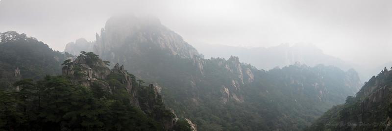 Huangshan Pano