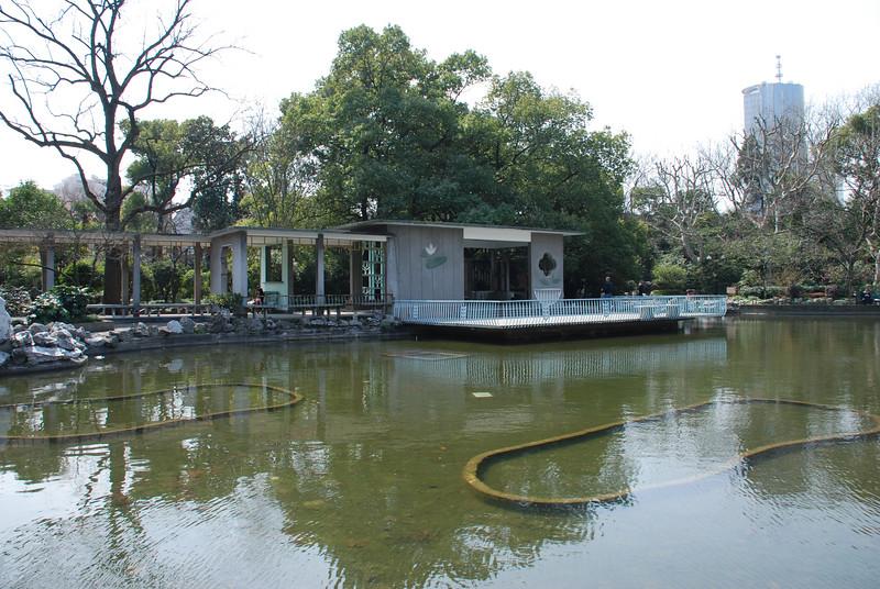Fuxing Park Pavilion