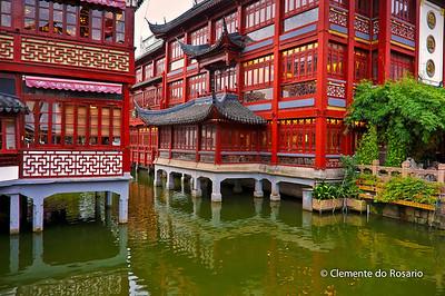 Old Shanghai, China