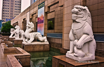 Shanghai Museum, Peoples Square, Shanghai, China