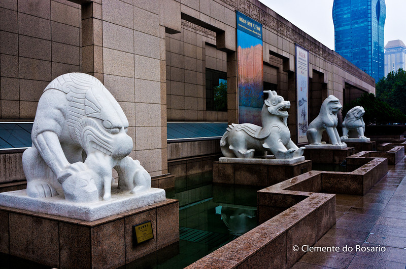 Shanghai Museum, Peoples Square, Shanghai, China
