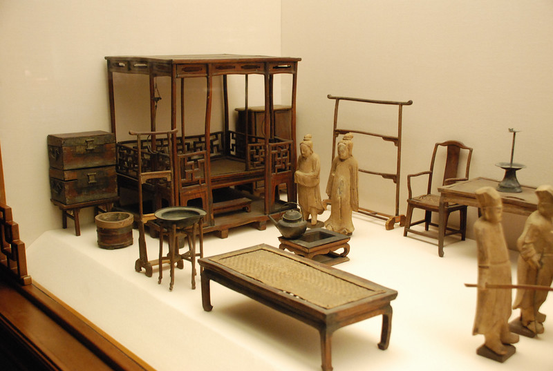 Ming Burial Furniture