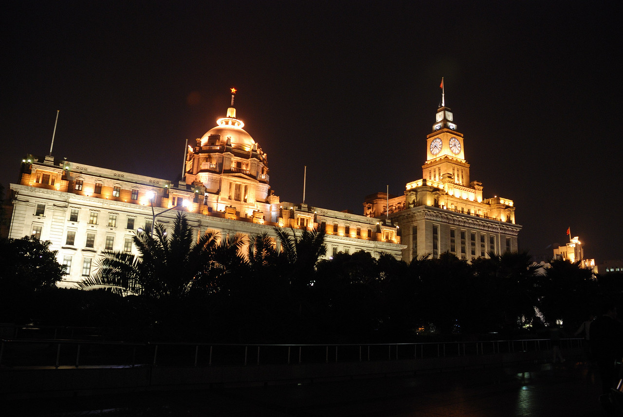 Numbers 12 and 13 the Bund