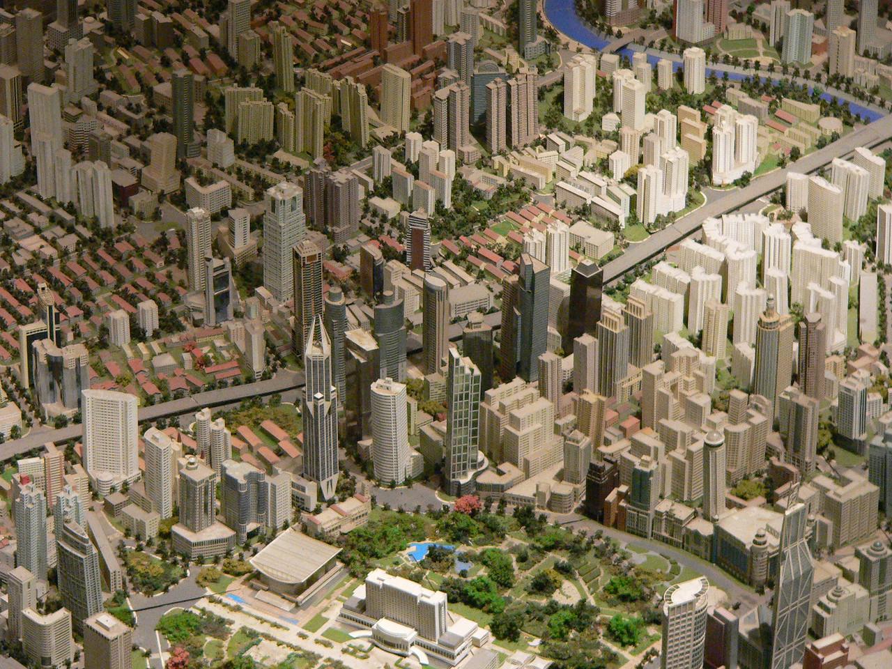 City Model Detail