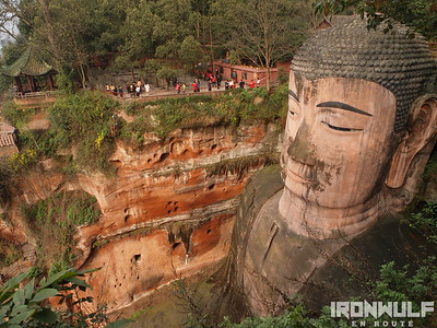 Leshan Giant Buddha Park