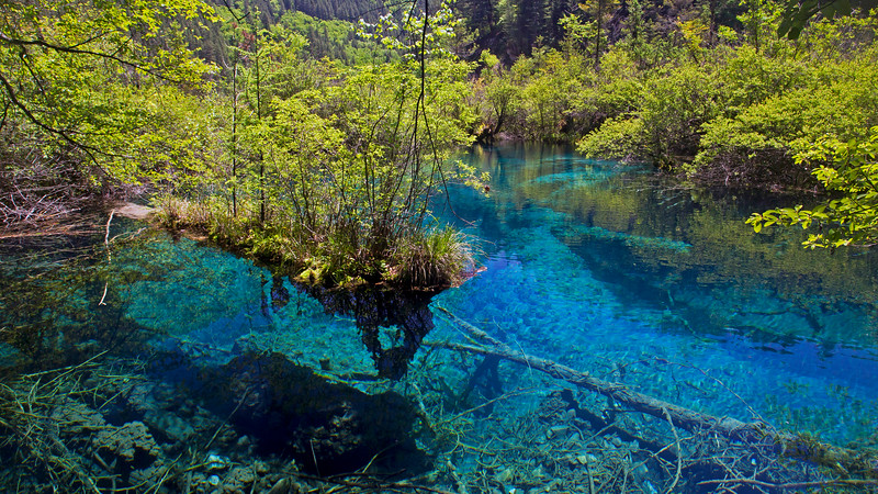 Jiuzhaigou Sichuan, China