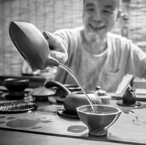 Tea Party in Yixing, Jiangxu, October 2015