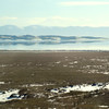 The Qinghai Plateau is very large - our train covered 3,000km to complete our ride. Numerous huge lakes. Most of Tibet is over 14,000 ft well above the Tree Line. Large flatlands stirred up by massive mountain ranges to the Himalayas