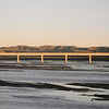 The Qinghai Express Railroad crosses Permafrost on refrigerated bridges